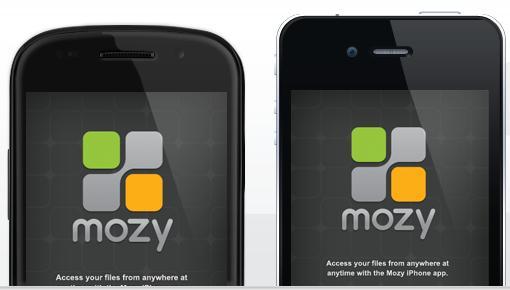 Mozy-main