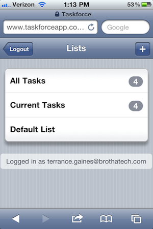 Taskforce Gmail app Goes Mobile-Friendly - Mario Armstrong