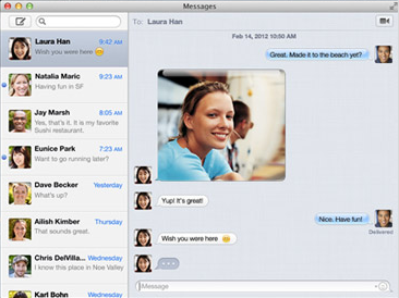 Apple's Messages is Coming to the Mac