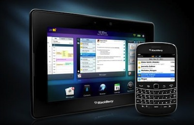 BB Bold and PlayBook