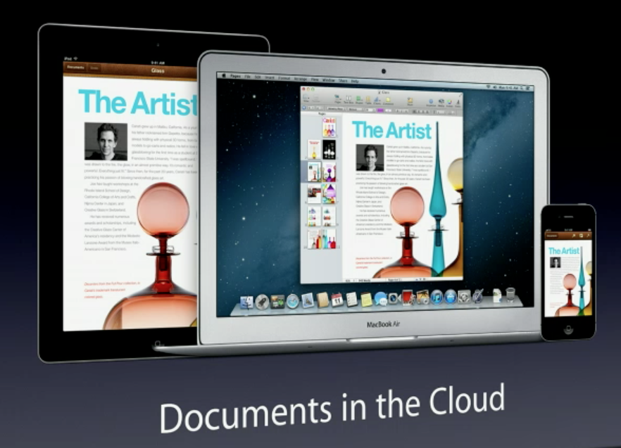 """Documents in the Cloud"" for OS X 10.8 Mountain Lion"
