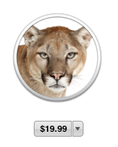 OS X Mountain Lion now available for $19.99