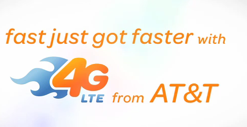 AT&T 4G LTE Logo