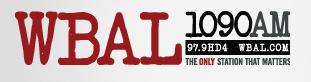 WBAL Radio Logo