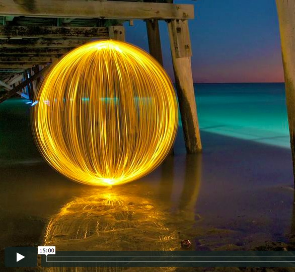 Sam Collins Media' Ball of Light from Vimeo