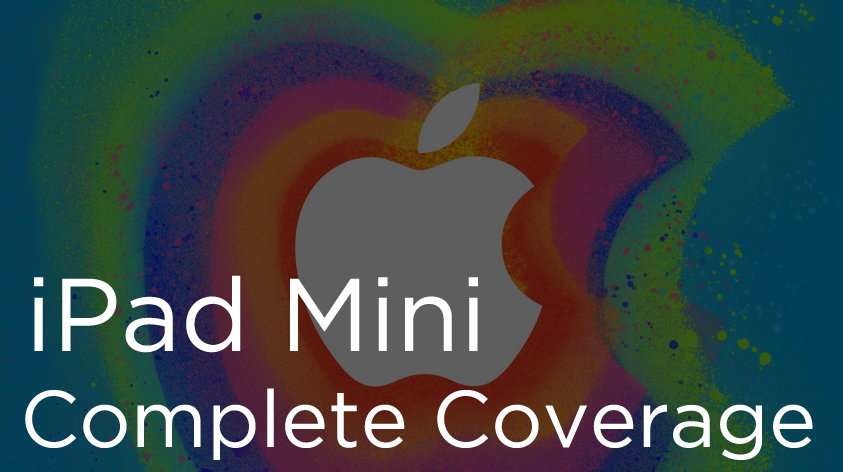 iPad Mini Complete Coverage