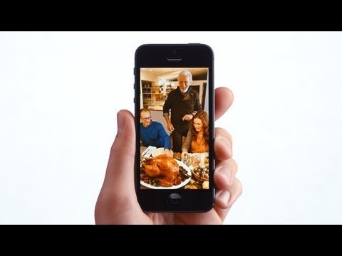 Will you be using the iPhone's Photo Stream to Share Pictures this Holiday Season?