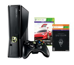 Xbox 360 250GB Holiday Bundle for only $199 at Best Buy