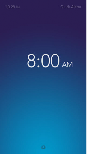 Rise App for cell phone alarm clocks