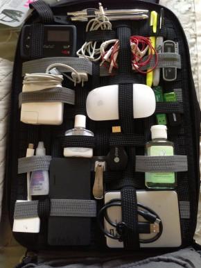 """cocoon backpack 15"""" slim packed mario"""