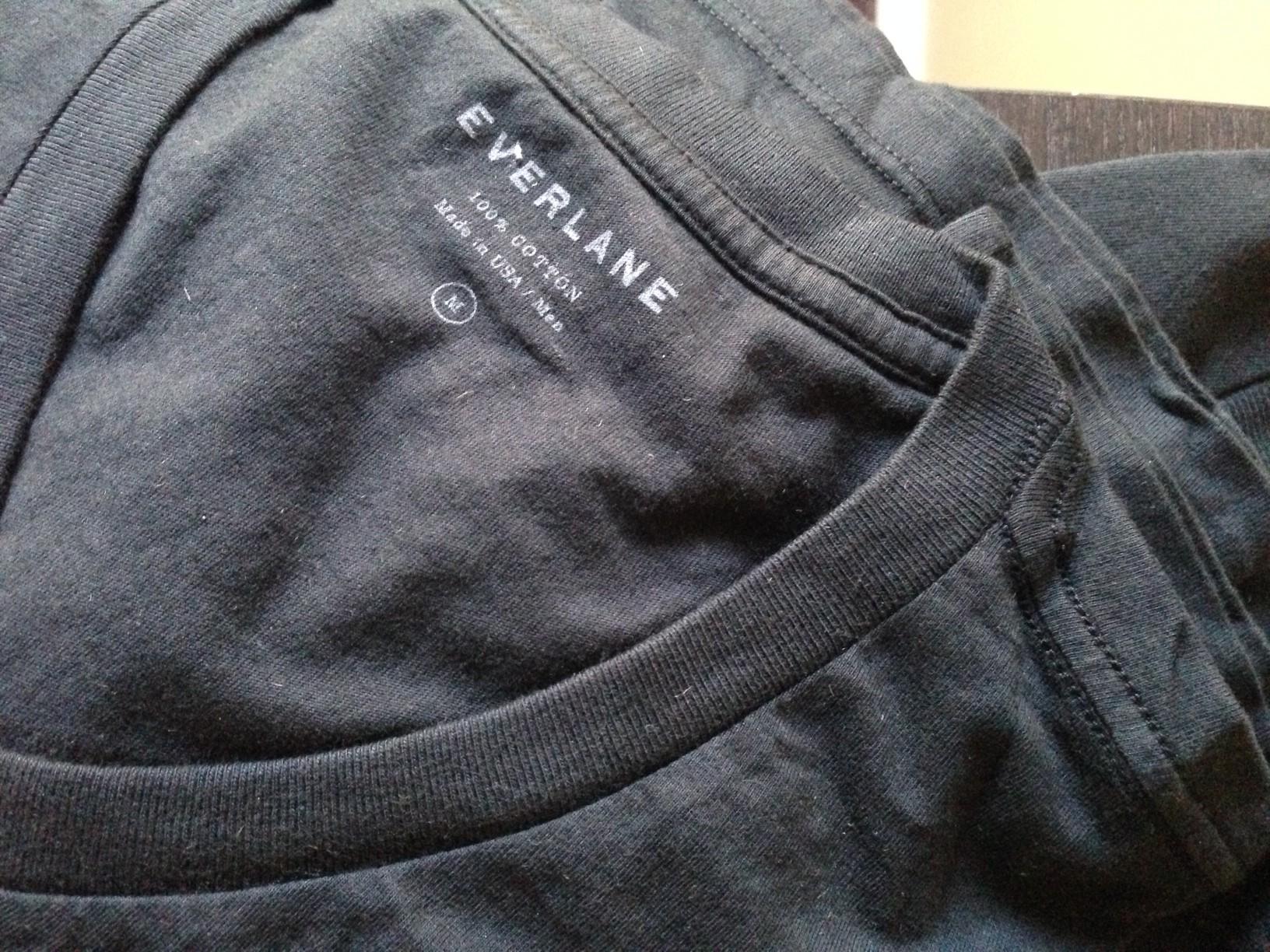 everlane t-shirt