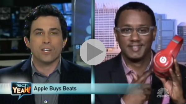 CNBC Tech Yeah Apple Buys Beats