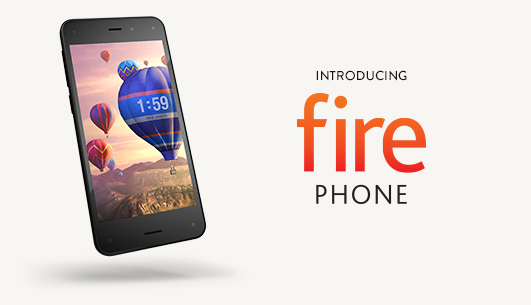 introducing fire phone