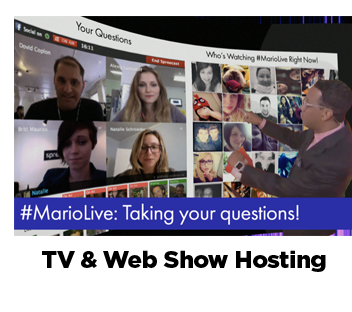 TV & Web Show Hosting