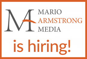 mario armstrong media is hiring2